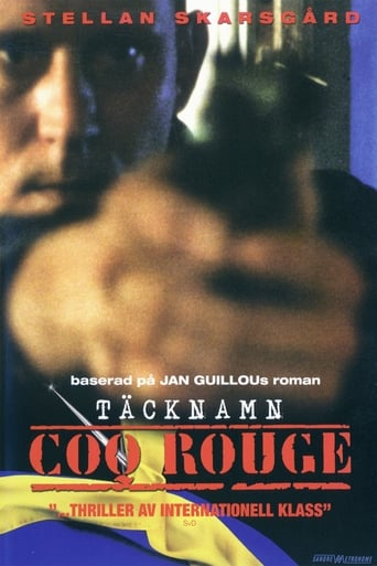 Poster of Code Name Coq Rouge
