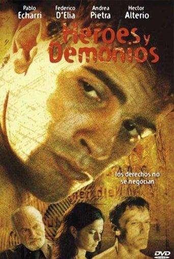 Poster of Héroes y demonios