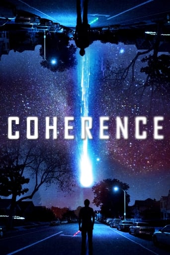 Coherence (2013) - poster