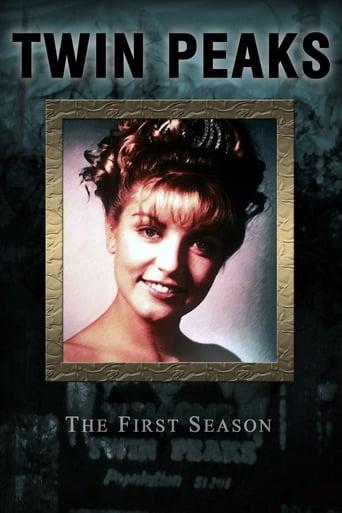 Twin Peaks 1ª Temporada - Poster
