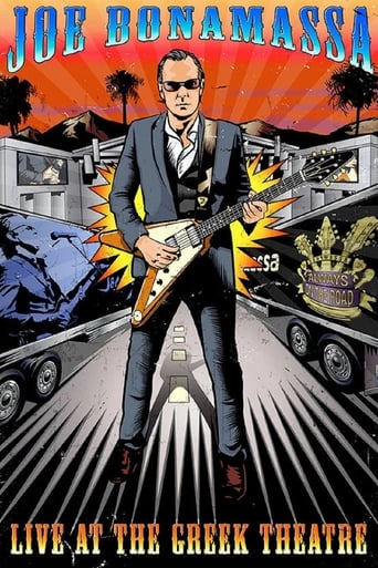 Poster of Joe Bonamassa: Live at the Greek Theatre