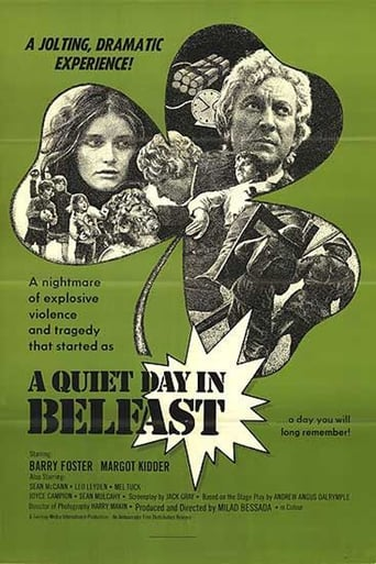 Poster of A Quiet Day in Belfast