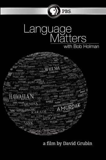 Language Matters with Bob Holman