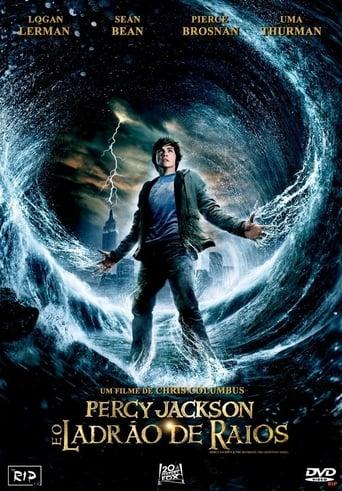 Poster of Percy Jackson e o Ladrão de Raios