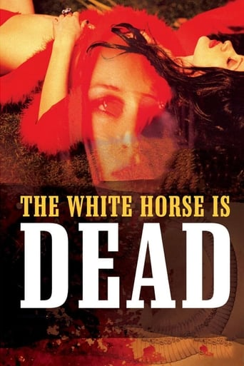 Poster of The White Horse Is Dead