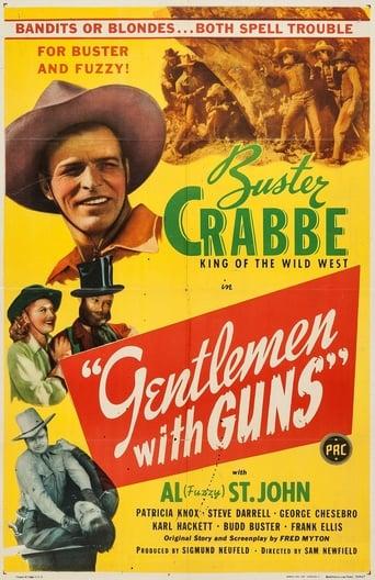 Poster of Gentlemen With Guns