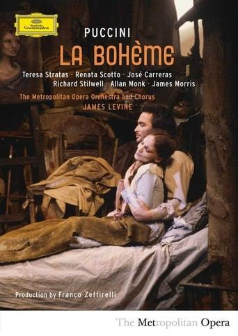 Poster of Puccini: La Boheme