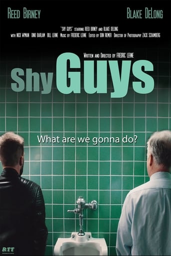 Poster of Shy Guys