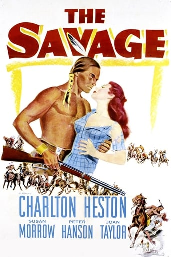 Poster of The Savage