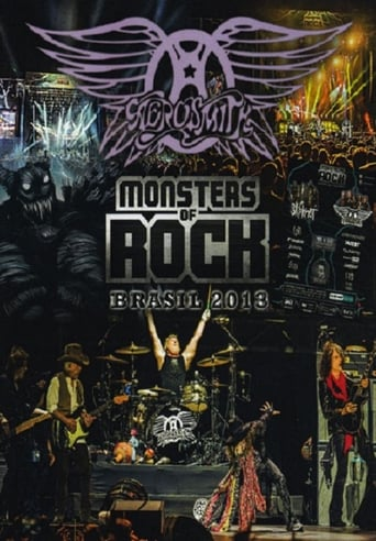 Poster of Aerosmith: Monsters Of Rock 2013