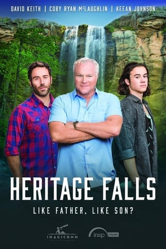 Poster of Heritage Falls
