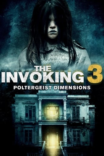 Poster of The Invoking: Paranormal Dimensions