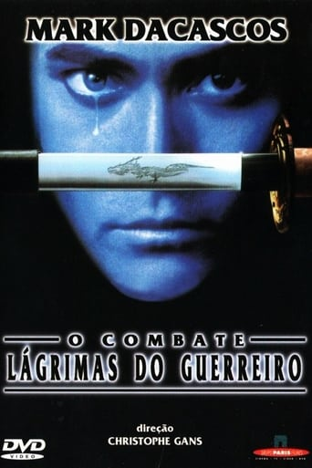 O Combate: Lágrimas do Guerreiro - Poster