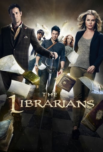 Poster of The Librarians