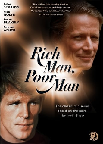 Poster of Rich Man, Poor Man