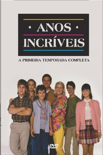 Poster of Anos Incríveis