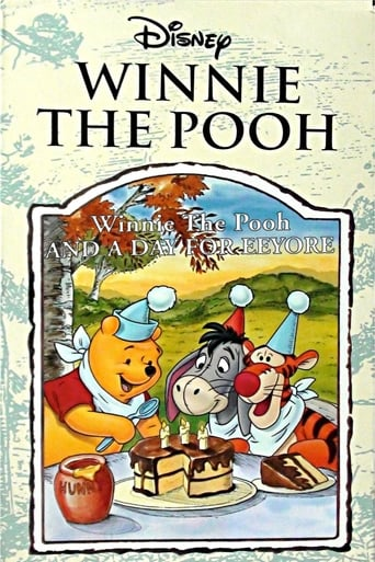 Poster of Winnie the Pooh and a Day for Eeyore