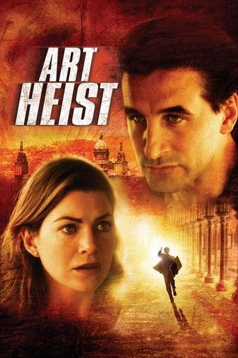 Poster of Art Heist