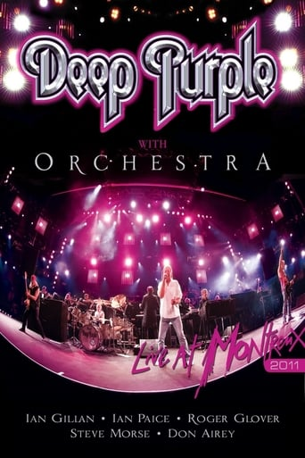 Deep Purple: With Orchestra - Live At Montreux 2011