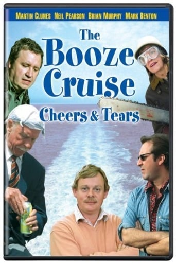 Poster of The Booze Cruise