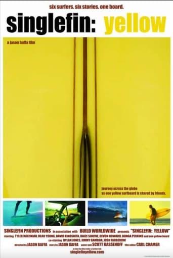 Single Fin Yellow