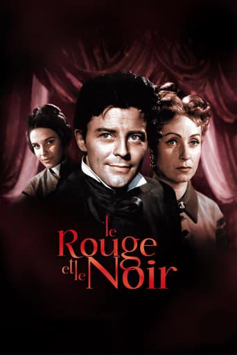 Poster of Le Rouge et le Noir