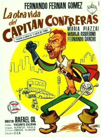 Poster of La otra vida del capitán Contreras