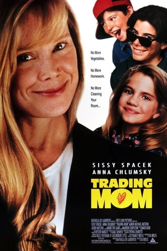 Poster of Trading Mom