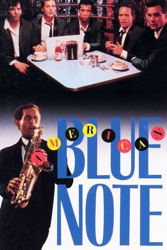 Poster of American Blue Note