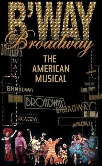 Poster of Broadway: The American Musical