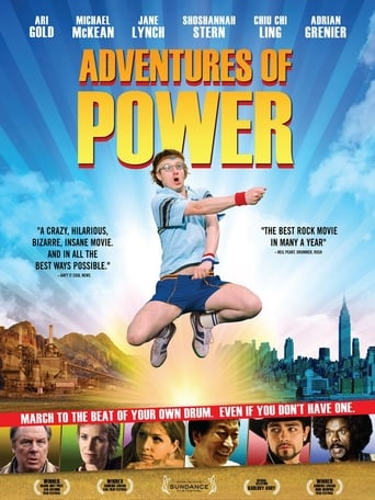 Poster of Adventures of Power
