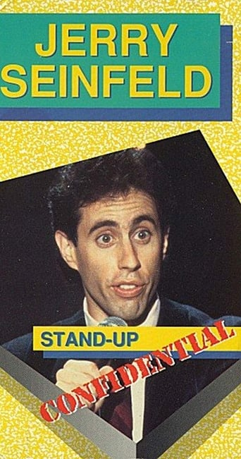 Poster of Jerry Seinfeld: Stand-Up Confidential