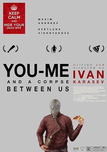 Poster of You, me and a corpse between