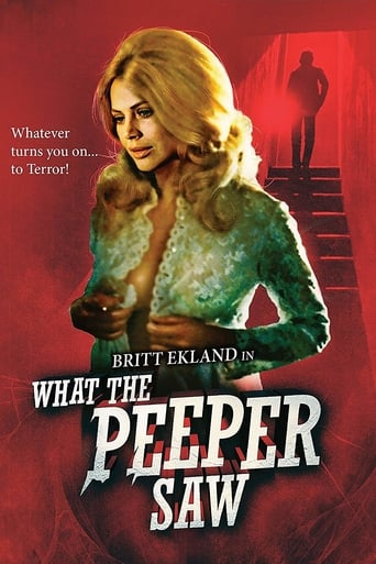 Watch What the Peeper Saw 1972 full online free
