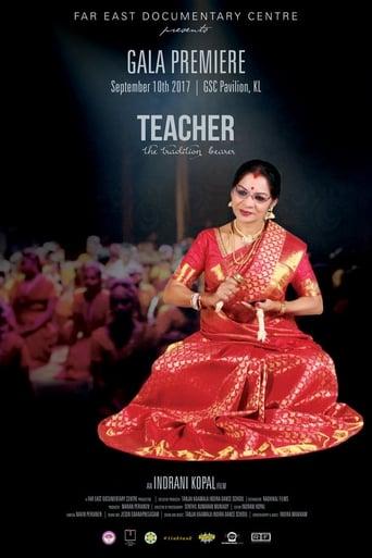 Teacher: The Tradition Bearer Movie Poster