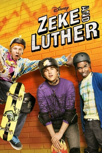 poster of Zeke and Luther