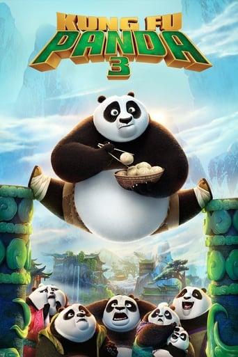 portada Kung Fu Panda 3