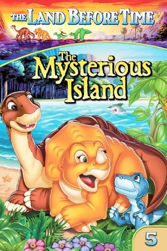 Poster of The Land Before Time V: The Mysterious Island