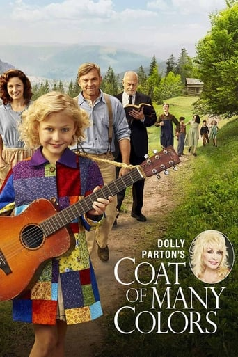 Poster of Dolly Parton's Coat of Many Colors