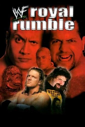 Poster of WWE Royal Rumble 2000