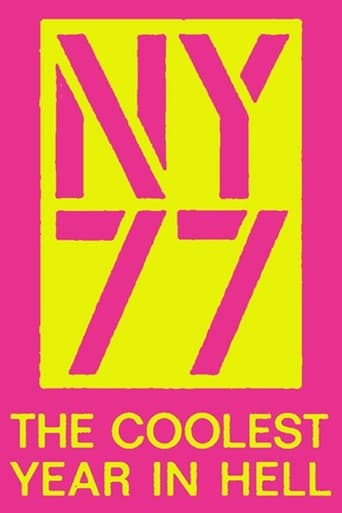 Poster of NY77: The Coolest Year in Hell