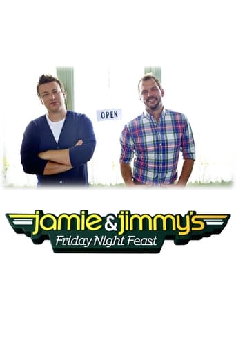 Poster of Jamie and Jimmy's Friday Night Feast
