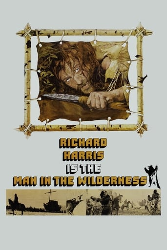 Poster of Man in the Wilderness