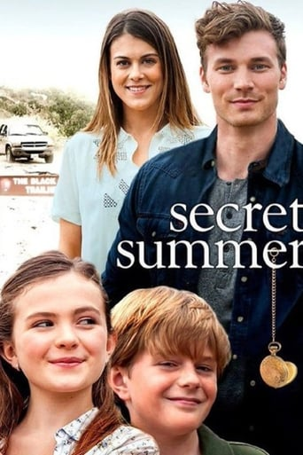 Poster of Secret Summer