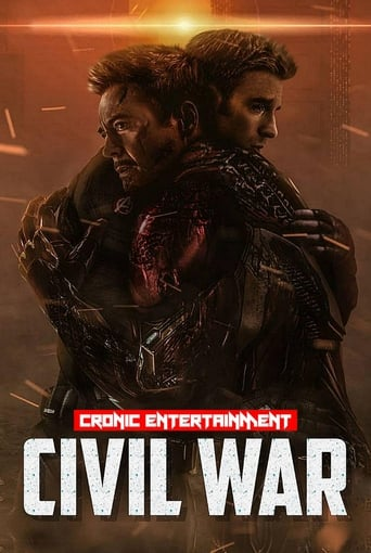 Marvel's Civil war - Darkside Version