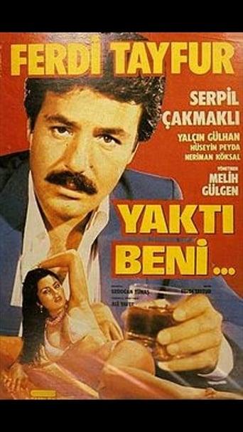 Poster of Yaktı Beni