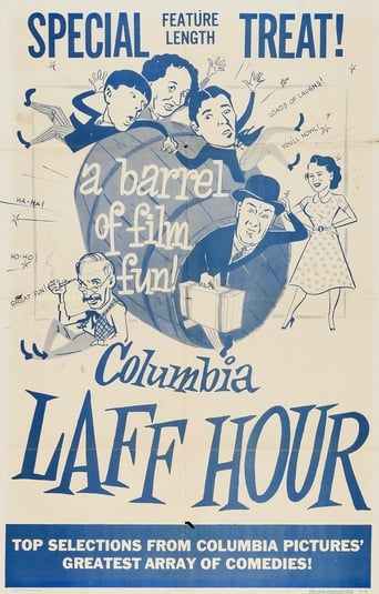 Poster of Columbia Laff Hour