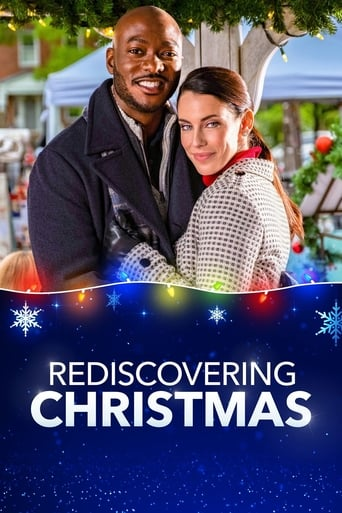 Poster of Rediscovering Christmas