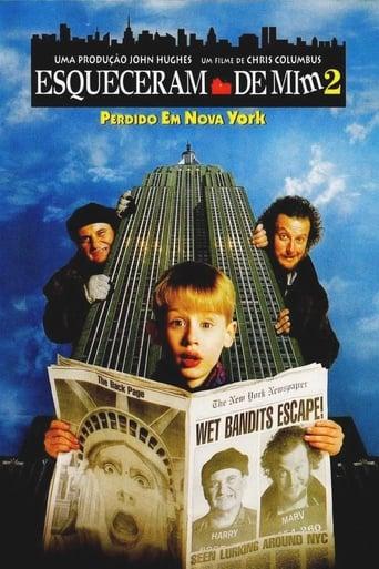Esqueceram de Mim 2: Perdido em Nova York - Poster