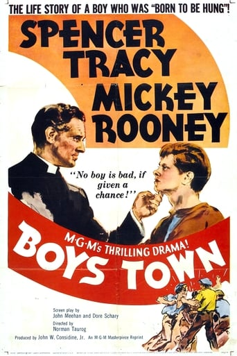 Poster of Boys Town